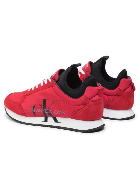 Calvin Klein Jeans Calvin Klein Jeans Laisvalaikio batai Jemmy B4S0136 Raudona