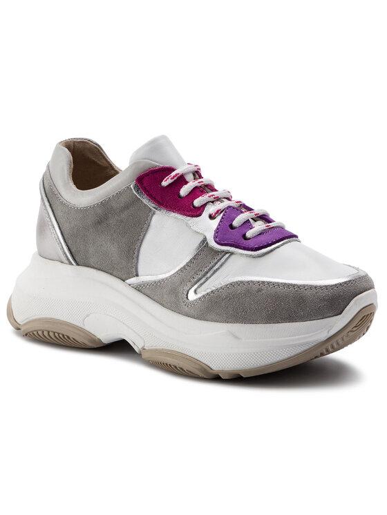 Eva Minge Eva Minge Sneakersy EM-11-05-000047 Szary