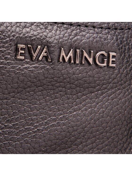 Eva Minge Eva Minge Ботуши Lorca 4M 18SM1372494EF Черен