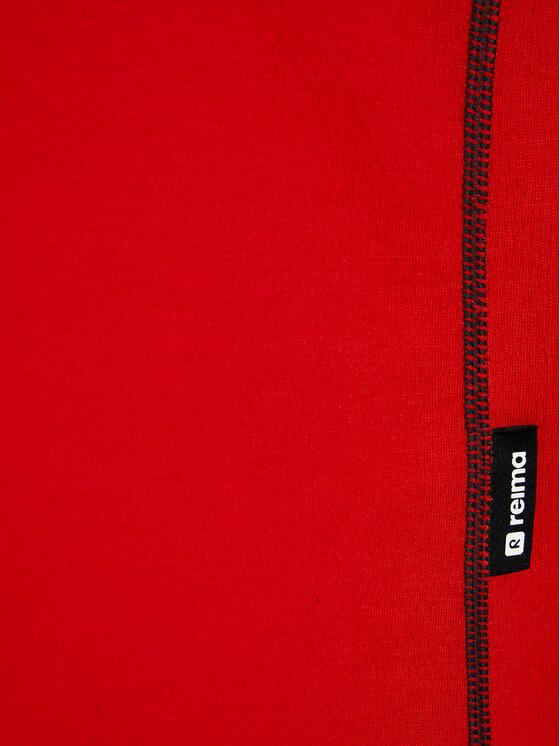 Reima Reima Komplet bielizny termoaktywnej Lani 536442 Czerwony Regular Fit