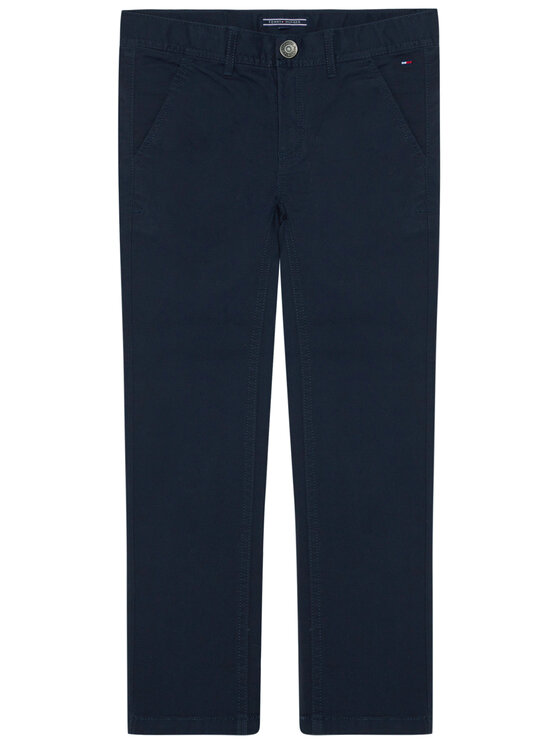 TOMMY HILFIGER TOMMY HILFIGER Jeans KB0KB03972 D Blu scuro Slim Fit