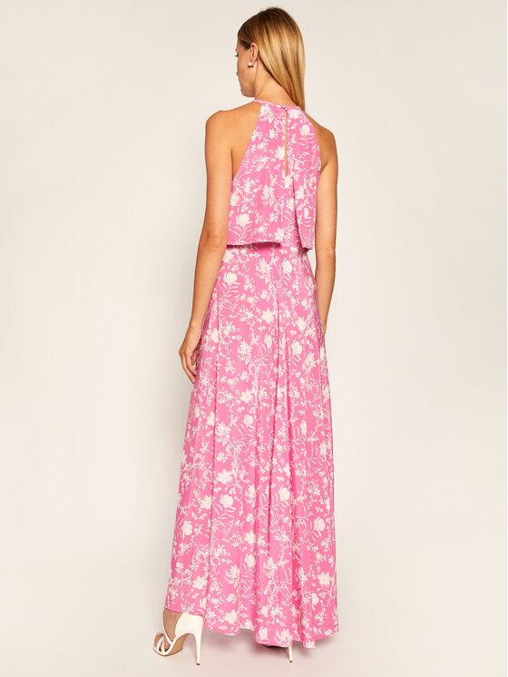 Pepe Jeans Pepe Jeans Letní šaty Davinia PL952703 Růžová Regular Fit