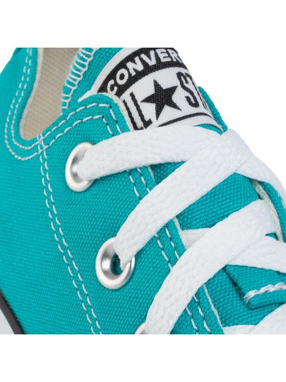Converse Converse Sportbačiai Ctas Ox 166267C Žalia