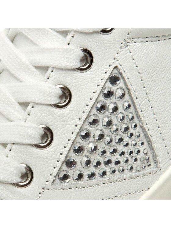 Guess Guess Sneakersy Marline5 FLMA53 LEA12 Biela