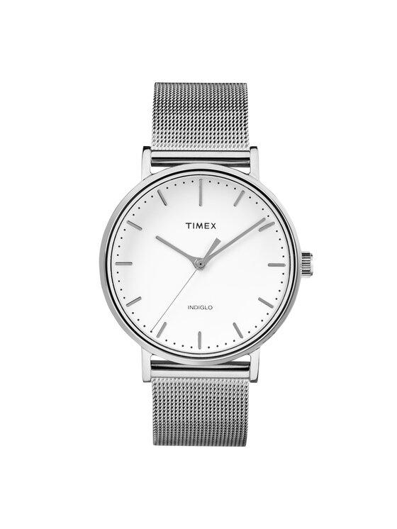 Timex Laikrodis Fairfield TW2R26600 Sidabrinė