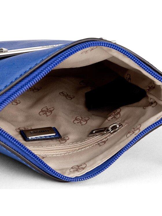 Guess Guess Handtasche Britta (VY) Mini-Bag HWVY66 93700 Blau