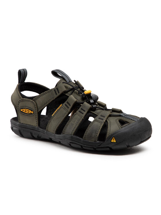 Keen Basutės Clearwater Cnx Leather 1013107 Pilka