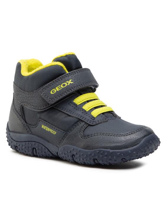 Geox Auliniai batai B Baltic B. Wpf A B0442A 0CEFU C4002 S Tamsiai mėlyna