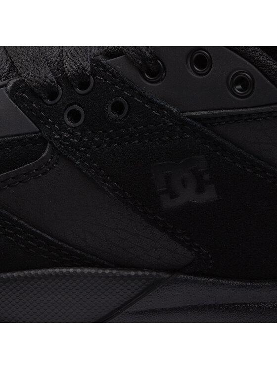 DC DC Sneakersy E.Tribeka ADYS700173 Czarny