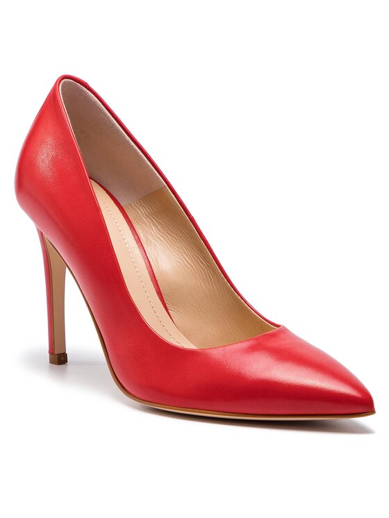 Solo Femme Aukštakulniai 34201-A8-I85/000-04-00 Raudona