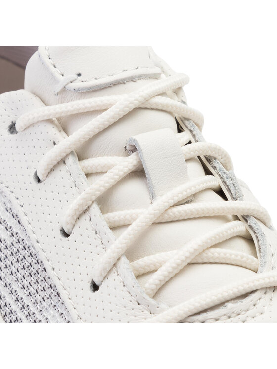 Clarks Clarks Sneakers Un Cruise Lace 261401664 Weiß