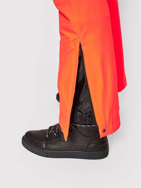 CMP CMP Spodnie narciarskie 3W17397N Pomarańczowy Regular Fit