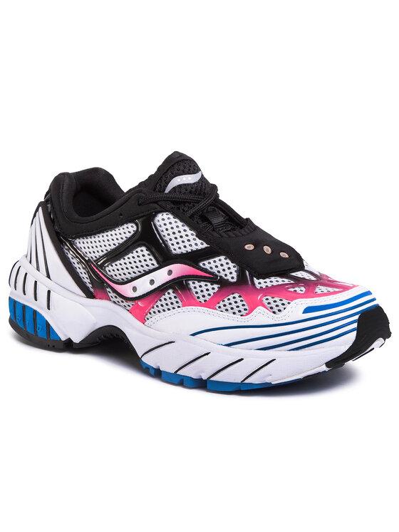 Saucony Laisvalaikio batai Grid Web S70466-4 Balta