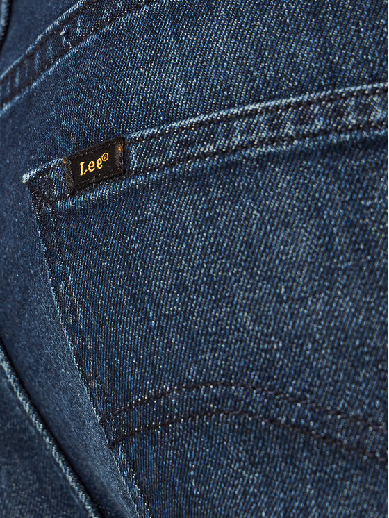 Lee Lee Τζιν Slim Fit Rider L75GMGLM Σκούρο μπλε Slim Fit