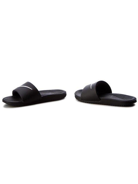 Nike Nike Klapki Kawa Slide (GS/PS) 819352 001 Czarny