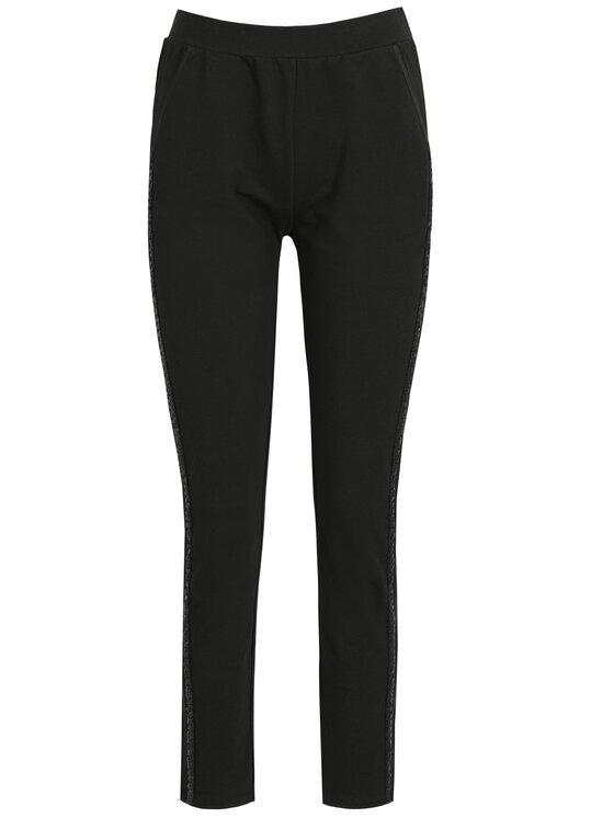 Liu Jo Sport Liu Jo Sport Pantalon jogging Pant.Felpa T19004 F0766 Noir Regular Fit