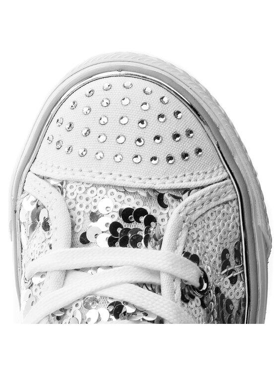 Primigi Primigi Šnurovacia obuv 1454522 Biela