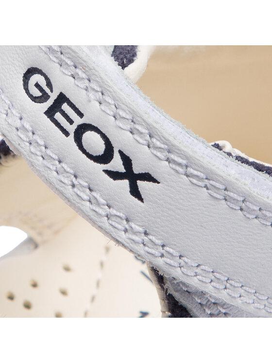 Geox Geox Sandały B S.Tapuz B. B B920XB 08522 C0899 M Biały