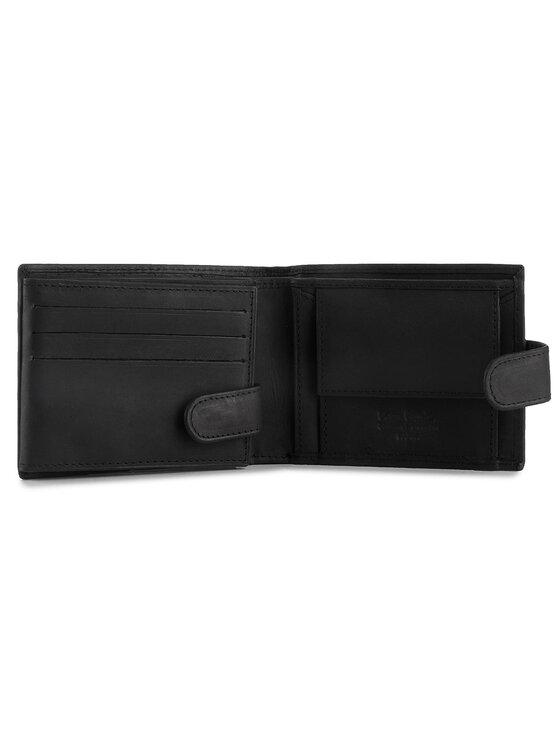 Pierre Cardin Pierre Cardin Голям мъжки портфейл Tilak28 323A Черен