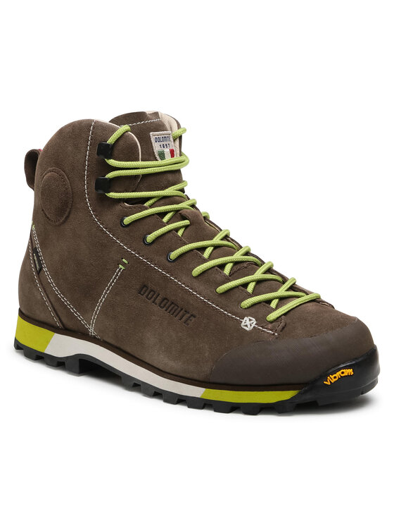 Dolomite Turistiniai batai Cinquantaquattro Hike Gtx GORE-TEX 269482-556 Žalia