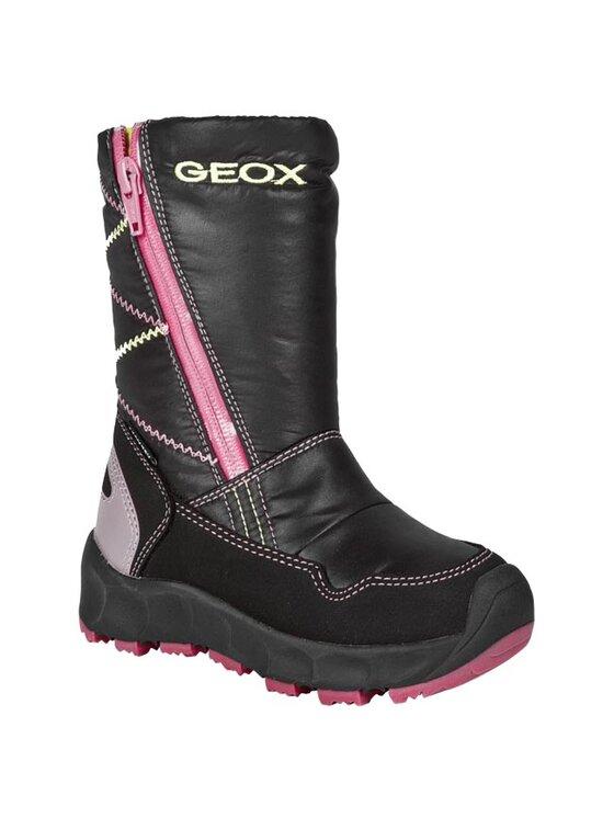 Geox Geox Μπότες J Neve G.Wp A J24G9A 0FU54 C0922 Μαύρο
