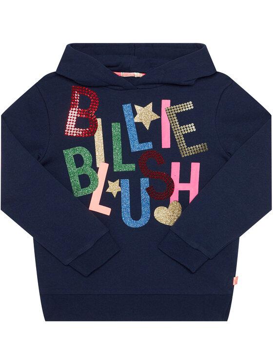 Billieblush Billieblush Bluza U15776 Granatowy Regular Fit