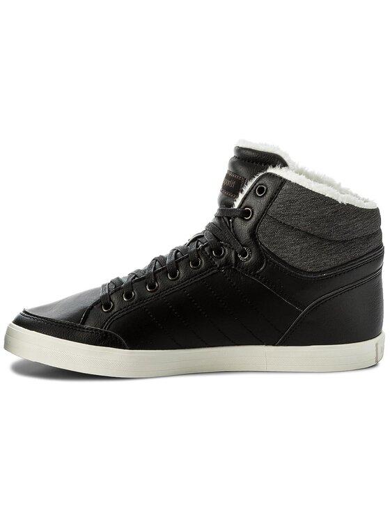 Le Coq Sportif Le Coq Sportif Sneakersy Portalet Mid Craft 1721497 Czarny