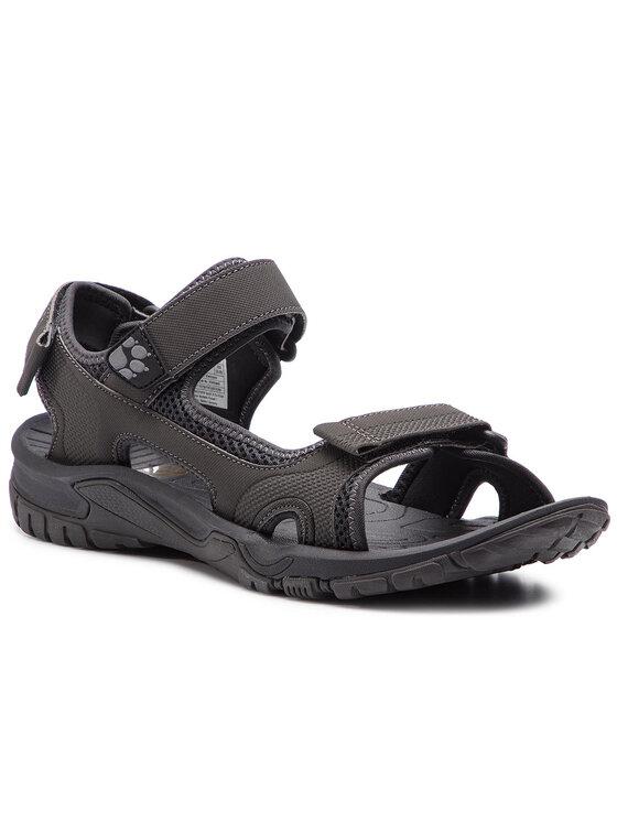 Jack Wolfskin Basutės Lakewood Cruise Sandal M 409011 Pilka