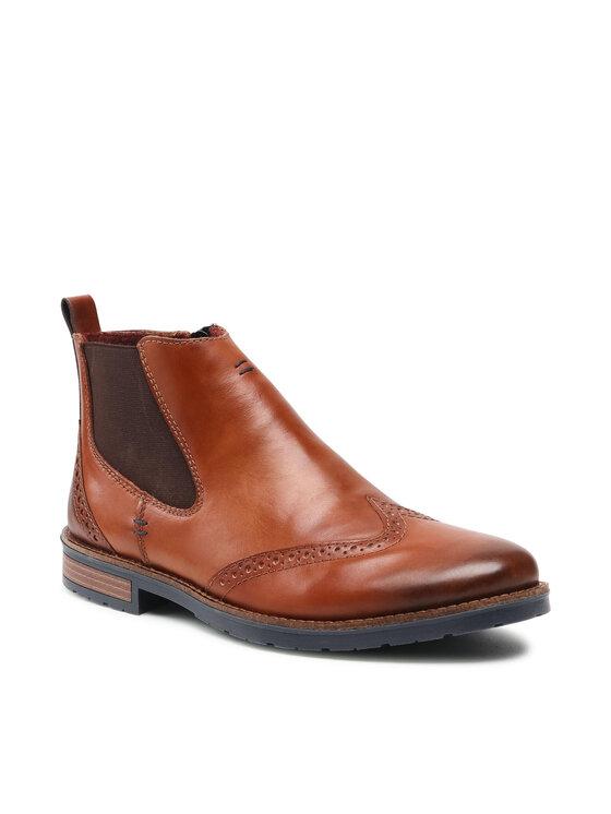 Rieker Auliniai batai 34660-24A Ruda