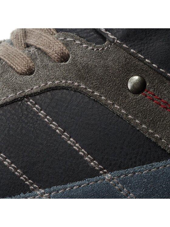 Geox Geox Sneakersy U Box G U64R3G 022ME C4002 Tmavomodrá