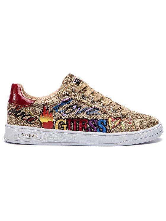 Guess Guess Sneakers Crayz2 FL5CR2 FAL12 Bej