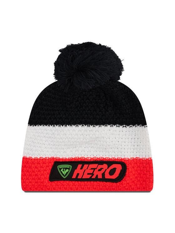 Rossignol Kepurė Hero Pompon RLJMH03U Juoda