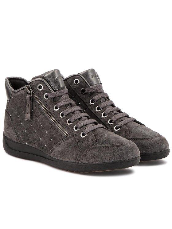 Geox Geox Sneakers D Myria C D6468C 022NF C0268 Grau