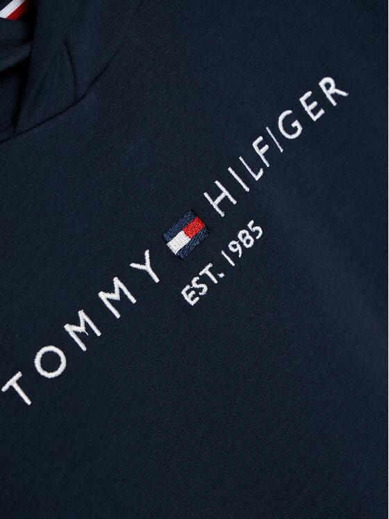 Tommy Hilfiger Tommy Hilfiger Bluza Essential KG0KG05216 M Granatowy Regular Fit