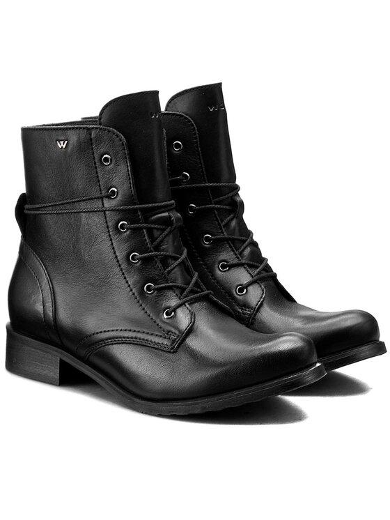 Wojas Wojas Bottines 6665-51 Noir