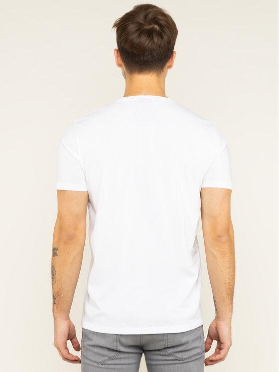 Hugo Hugo T-Shirt Dolive201 50422155 Biały Regular Fit