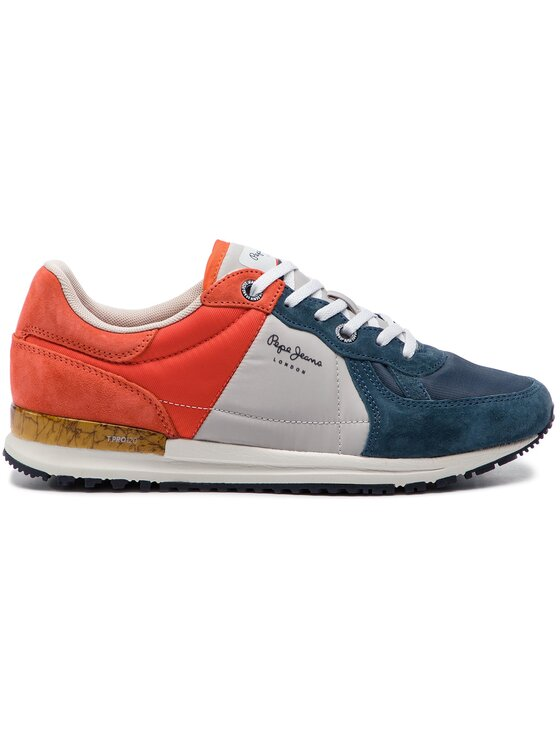 Pepe Jeans Pepe Jeans Sneakers Tinker Pro Camp Summer PMS30510 Bunt