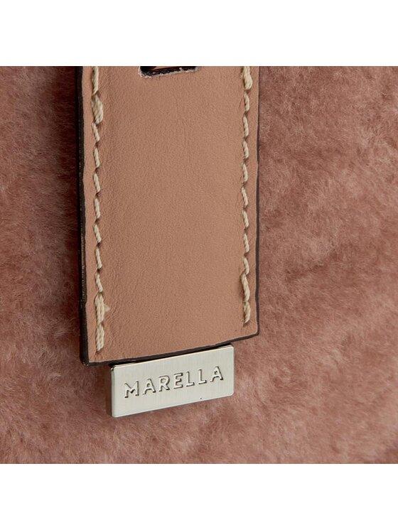 Marella Marella Τσάντα Felino 65190066 Ροζ
