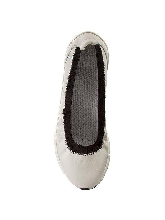 Geox Geox Обувки D Sukie C D62F2C 00085 C1002 Бял