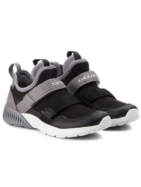 Geox Geox Sneakers J Sveth B. C J846PC 0AU15 C0017 S Schwarz