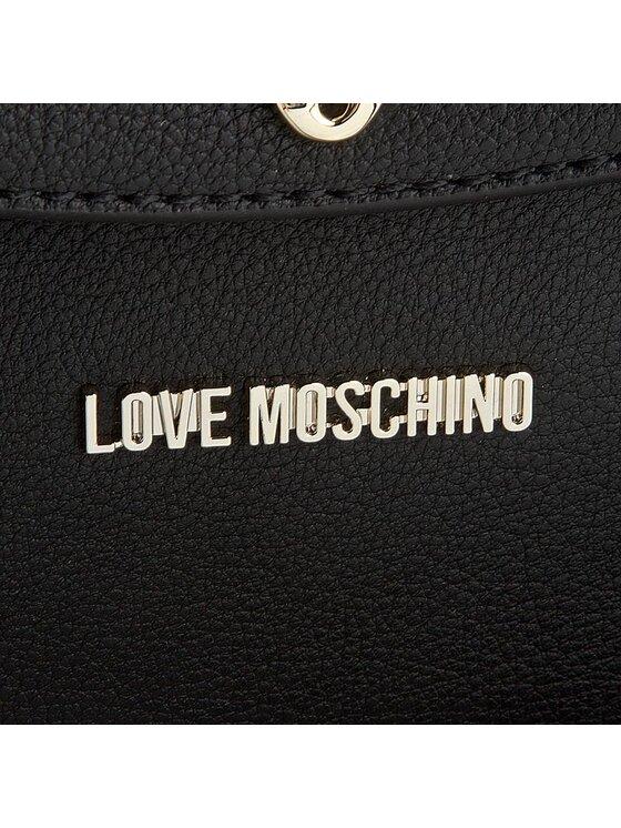 LOVE MOSCHINO LOVE MOSCHINO Torebka JC4039PP12LD0000 Czarny