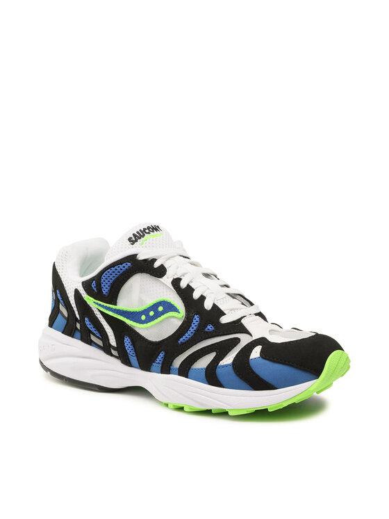 Saucony Laisvalaikio batai Grid Azura 2000 S70489-1 Balta