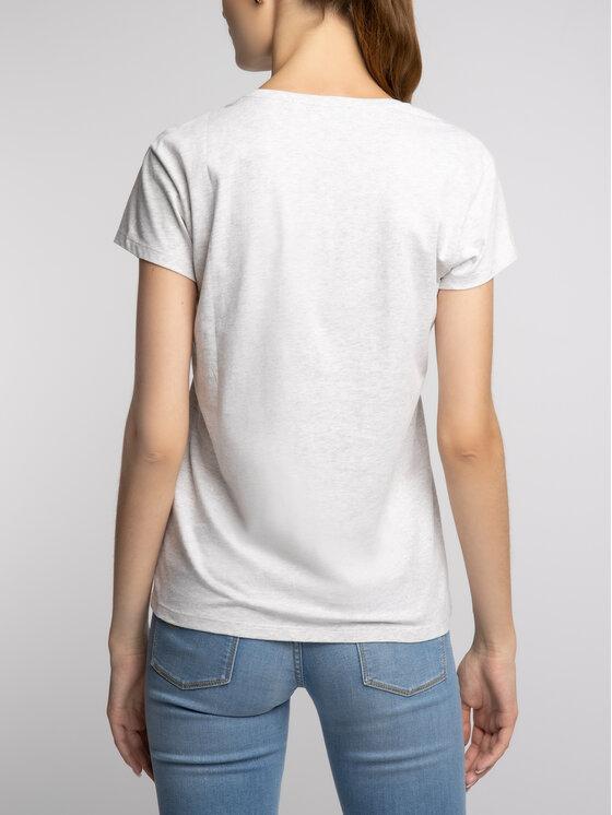 KARL LAGERFELD KARL LAGERFELD Marškinėliai 81KW1729 Pilka Regular Fit