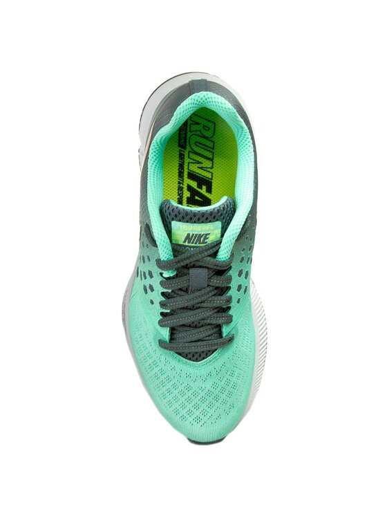 Nike Nike Παπούτσια Zoom Span Shield 852451 300 Πράσινο