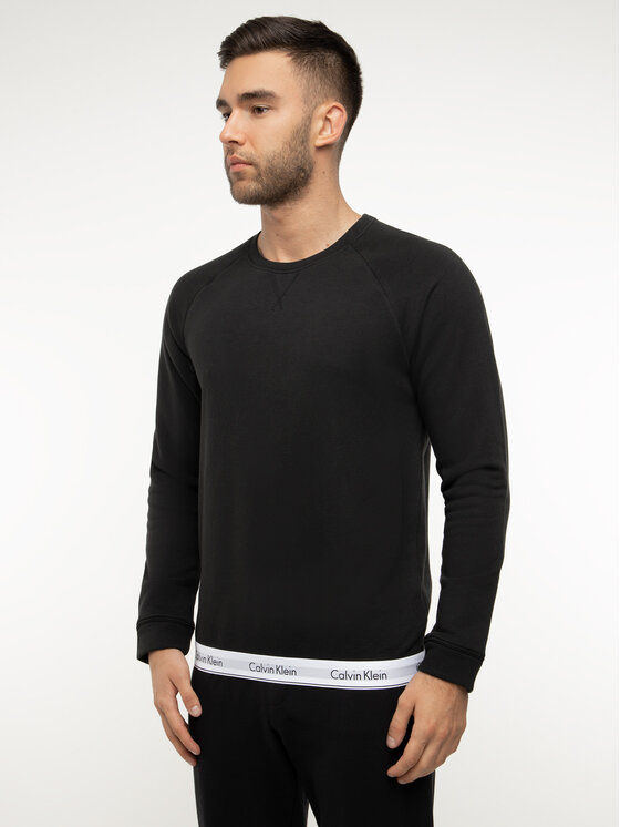 Calvin Klein Underwear Calvin Klein Underwear Μπλούζα 000NM1359E Μαύρο Regular Fit