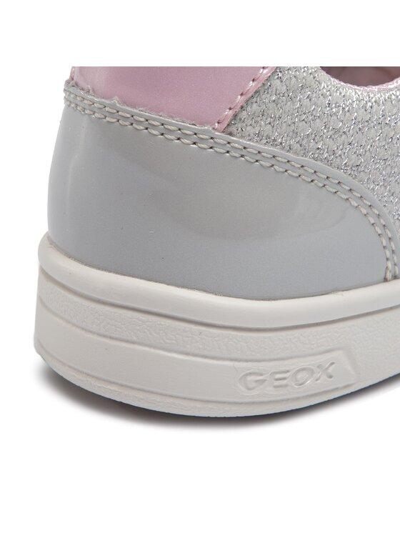 Geox Geox Сникърси B Djrock G. E B921WE 0EWHI C1010 S Сребрист