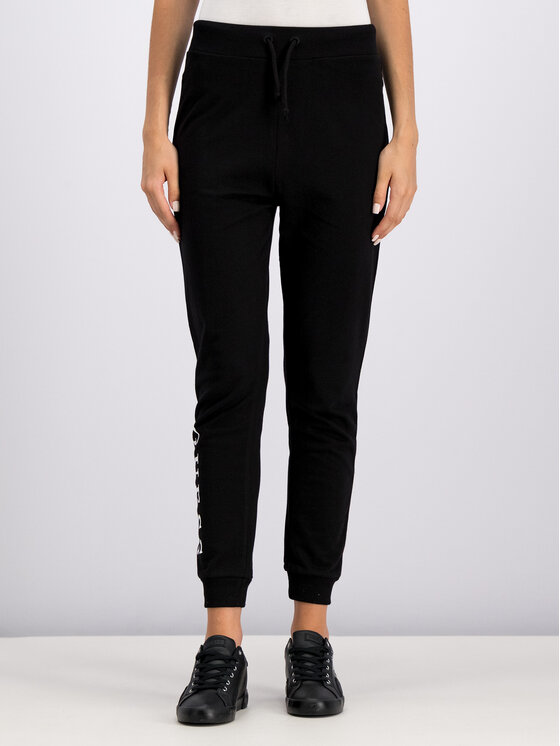 Guess Guess Pantalon jogging O94Q09 FL025 Noir Regular Fit