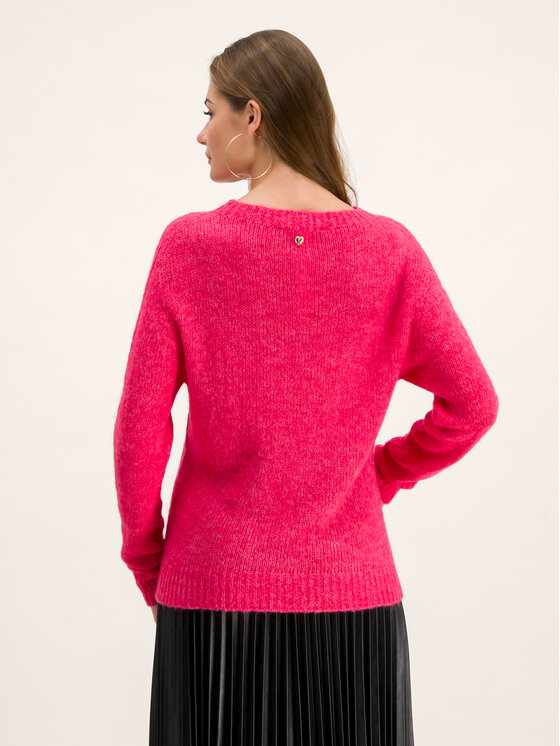 My Twin My Twin Pullover 192MT3220 Rosa Regular Fit