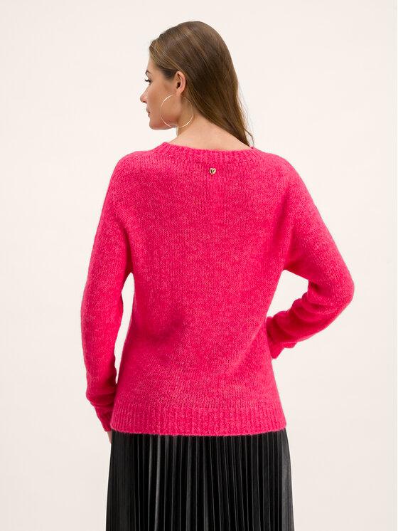 My Twin My Twin Пуловер 192MT3220 Розов Regular Fit