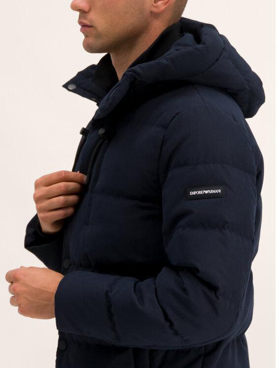 Emporio Armani Emporio Armani Pūkinė striukė 6G1B85 1NPJZ 0922 Tamsiai mėlyna Regular Fit